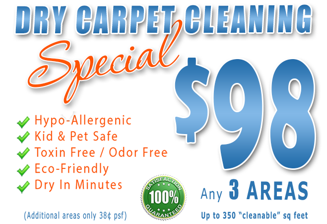 Green Solutions Dry Carpet Cleaning Salt Lake City Utah