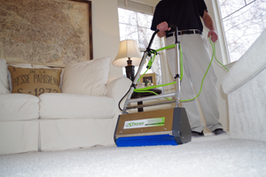 dry carpet cleaning near Salt Lake City Utah