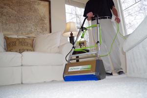 dry carpet cleaning near Salt Lake City Utah